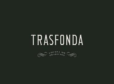 Trasfonda现代化的餐厅品牌视觉形象设计