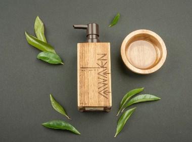 Awaken Essential Oils 化妆品包装设计