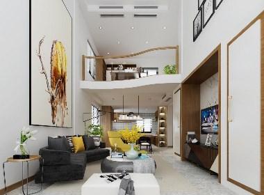 现代  室内风格装修