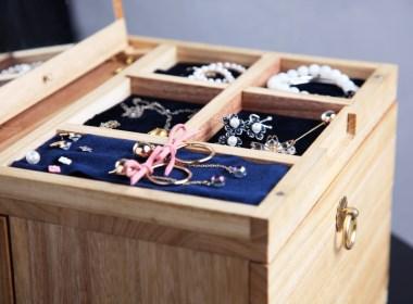 """""""映桐""""化妆盒"""
