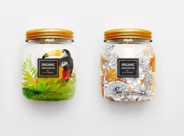 NPI蜂蜜包装设计