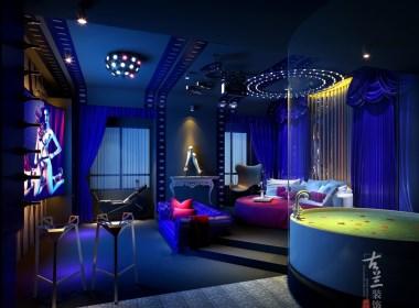《成都交集线主题酒店》古兰装饰原创设计——成都专业主题酒店设计