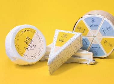 Dynasty Dairy Farm(Concept)产品包装设计 | 摩尼视觉