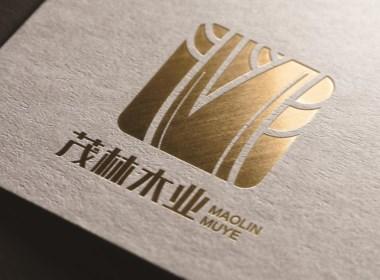 木业logo