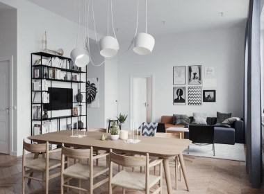 简单的公寓