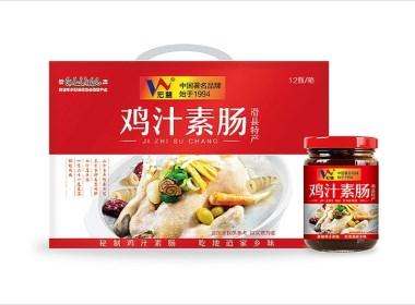 河南罐头食品包装设计  郑州食品包装设计