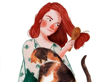 美国插画师 Maggie Cole 绘画作品