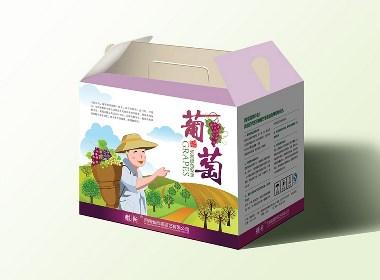 河南农产品包装设计 郑州食品包装设计公司