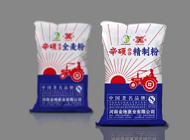 河南五谷杂粮包装设计 郑州食品包装设计公司
