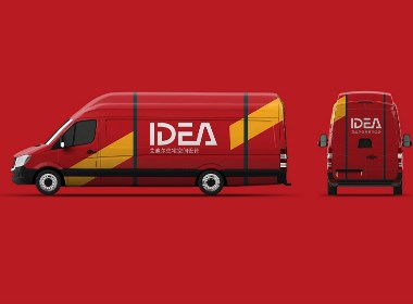 艾迪尔住宅空间设计logo设计