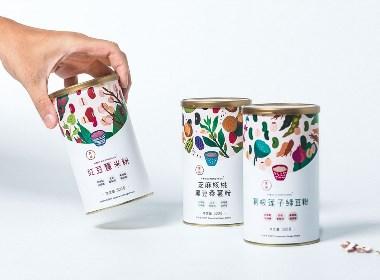 XianMoFang Grain Powder 品牌包装设计 | 摩尼视觉