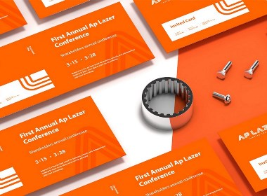 AP LAZER 美国本土激光雕刻公司品牌升级
