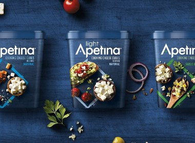 Apetina Cooks Up a Storm in the Dairy Category 品牌包装设计 | 摩尼视觉