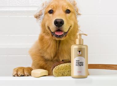 葫芦里都是糖 | PATPET Pet Waterless Shampoo 产品包装设计分享