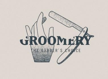 GROOMERY剃须刀品牌设计