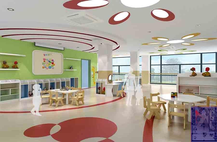 快乐宝贝幼儿园-贵阳专业特色幼儿园装修设计公司 贵阳幼儿园设计
