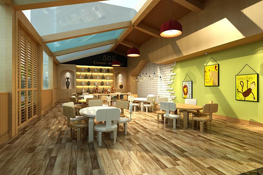 澳洲阳光幼儿园-贵阳专业特色幼儿园装修设计公司|贵阳幼儿园设计