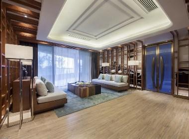 海之韵·保利银滩海王星--吴忠酒店装修设计公司--古兰装饰