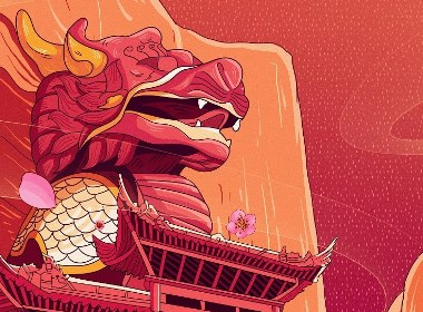 华夏血脉---南京---插画001