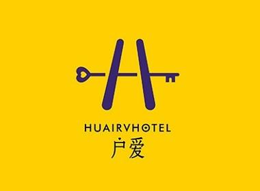 户爱房车酒店-品牌形象设计