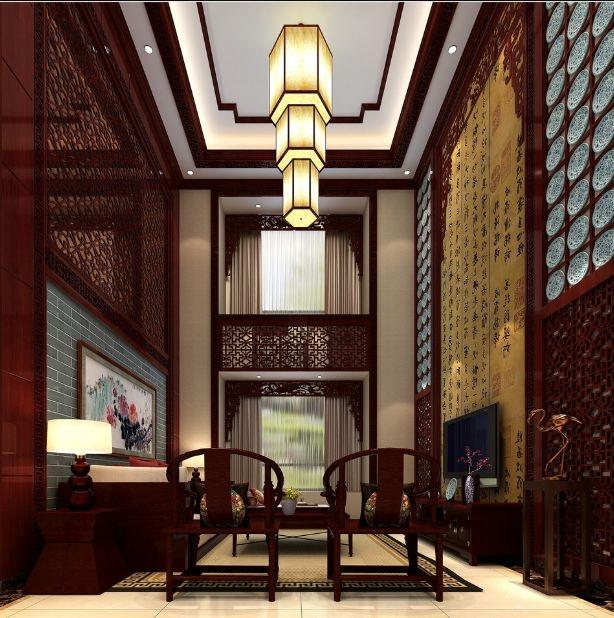 四合茗苑著名中式设计师刘中辉--呼之欲出的新中式装修复式----[四合图片