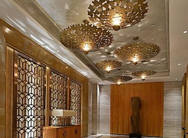 俊怿酒店--吴忠酒店装修设计公司--古兰装饰