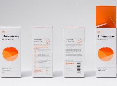 葫芦里都是糖 | Thiomucase Redesign 产品包装设计分享