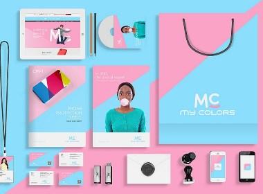 赛狮设计丨数码配件品牌VI设计