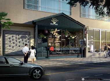 JOKER BEER酒吧设计--文山酒吧装修设计公司--古兰装饰