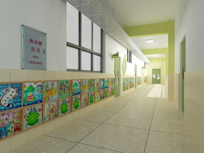 金贝幼儿园装修设计|成都幼儿园装修公司|成都幼儿园设计公司