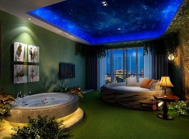 《海伦尚玺酒店》古兰原创设计——成都专业酒店设计公司
