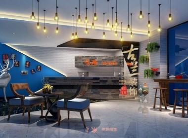 《好望角漫金利酒店》成都专业主题酒店设计——古兰装饰原创设计