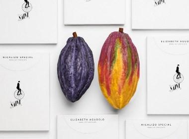 Chocolate Naive is Pure 品牌包装设计   摩尼视觉