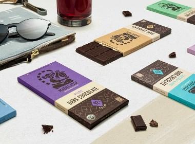 Best Chocolate品牌包装设计   摩尼视觉