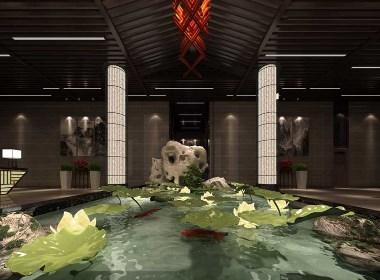 鞍山酒店设计公司|鞍山酒店设计|江陵半岛大酒店
