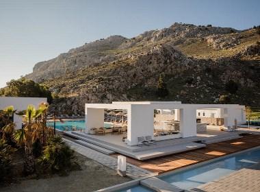 现代希腊游牧风旅馆