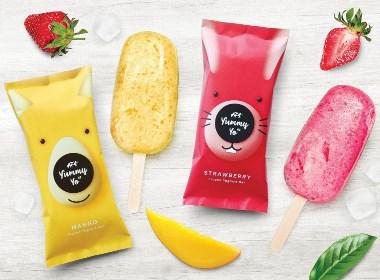 YummyYo 品牌包装设计 | 摩尼视觉