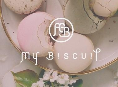 My Biscuit Dessert Shop 品牌设计