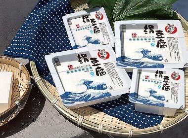 日本六源纯豆腐包装设计 | 摩尼视觉原创