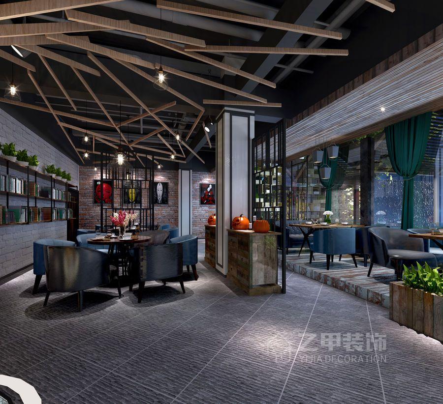 玉林盐道印象酒楼装修设计|天水中餐厅设计公司