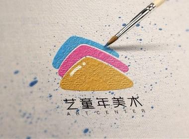 艺童年美术品牌vi设计
