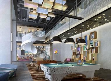 《紫微时尚主题酒店》案例赏析——成都专业酒店设计