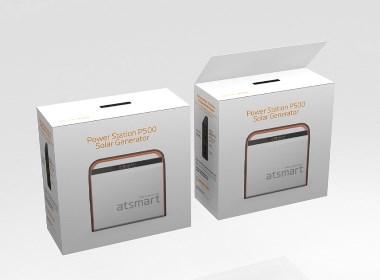 深圳主振品牌设计出品:储能箱产品包装设计,科技产品包装设计,深圳包装设计公司