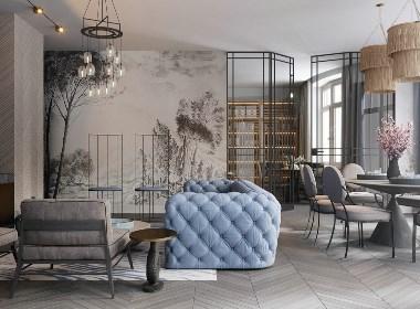 别墅新古典主义风格