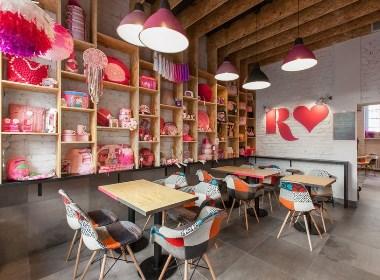 甘肃咖啡馆设计_suger咖啡馆设计|咖啡馆设计公司