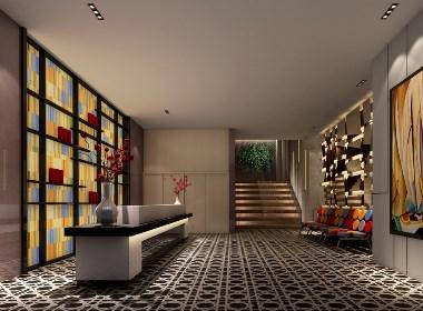 《同州精品酒店》案例赏析——成都专业精品酒店设计公司
