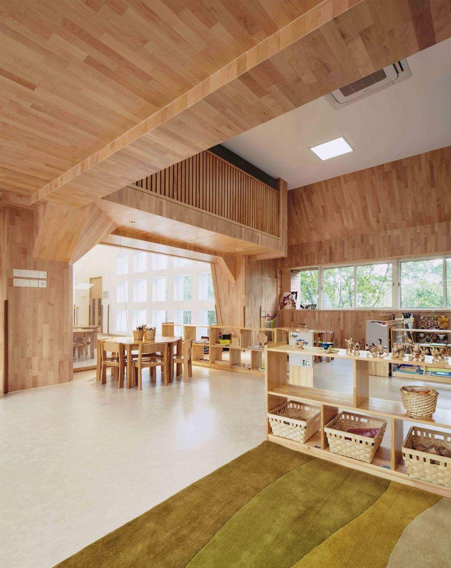 黎光幼儿园|甘孜幼儿园设计公司|甘孜幼儿园装修设计公司