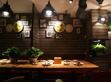 沈阳·川泽三主题餐厅设计