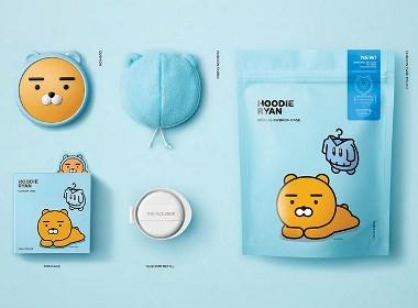 某儿童用品品牌包装设计
