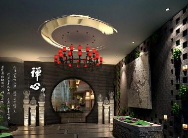 【禅心禅茶茶艺馆】-成都茶楼设计,成都茶楼设计公司,成都茶楼装修设计